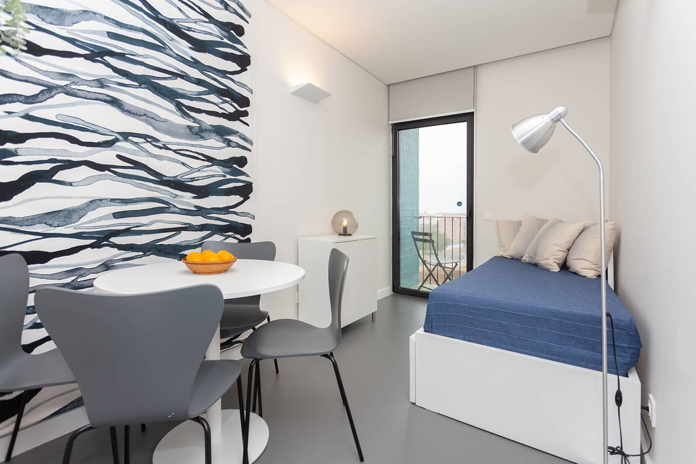Carcavelos one bed apartment