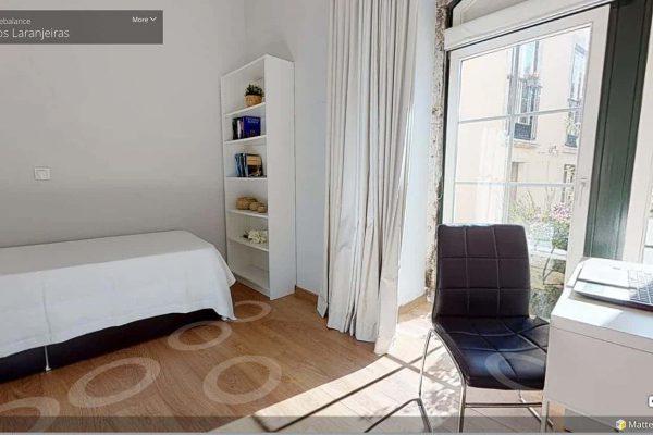 Room Standard Laranjeiras Estúdio12